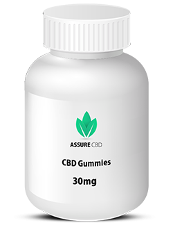 30mg CBD Gummies assure