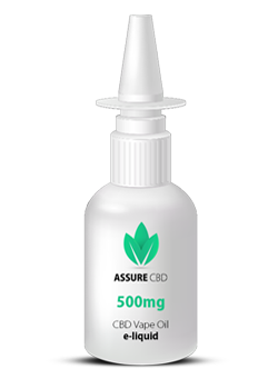 500mg CBD e liquid assure