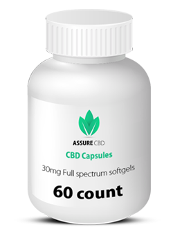 30mg Full Spectrum Softgels